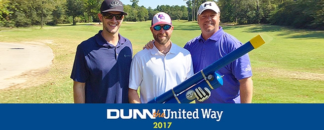 Event Image for Dunn the United Way Golf Tournament CCI Group Longview, Texas